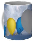 Balloons Coffee Mug by Patrick M Lynch
