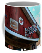 Barber - Old Barber Shop Sign Coffee Mug by Paul Ward