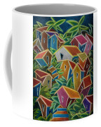 Barrio Lindo Coffee Mug by Oscar Ortiz