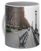 Battery Park Coffee Mug by Michael Peychich