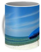 Beach Umbrella Coffee Mug by Susanne Van Hulst