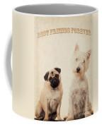 Best Friends Forever Coffee Mug by Edward Fielding