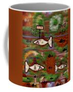 Beware Of The Dog Coffee Mug by Pepita Selles
