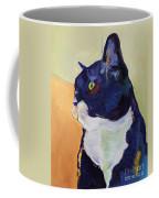 Bird Watcher Coffee Mug by Pat Saunders-White