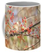 Bittersweet And Oak Coffee Mug by Michael Peychich