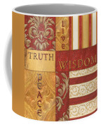 Bohemian Red Spice 2 Coffee Mug by Debbie DeWitt