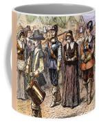 Boston: Mary Dyer, 1660 Coffee Mug by Granger