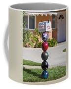 Bowlers Mailbox Coffee Mug by Kelley King