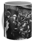 Boys Shooting Craps, C1910 Coffee Mug by Granger
