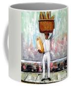 Breadman Coffee Mug by Jose Manuel Abraham