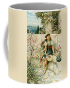 Butterflies Coffee Mug by William Stephen Coleman