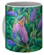 Butterfly View Coffee Mug by Kendall Kessler