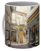 Calzados Victoria-leon Coffee Mug by Tomas Castano