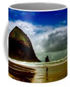 Cannon Beach At Dusk IIi Coffee Mug by David Patterson