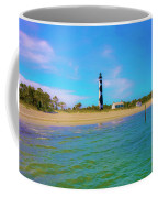 Cape Lookout 1 Coffee Mug by Betsy Knapp