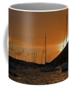 Caribbean Dawn Coffee Mug by Louise Heusinkveld
