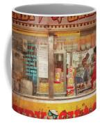 Carnival - The Candy Shack Coffee Mug by Mike Savad