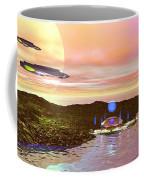 Celeron 3 Coffee Mug by Corey Ford