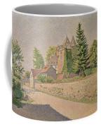 Chateau De Comblat Coffee Mug by Paul Signac