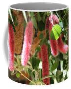 Chenille Caterpillar Plant Coffee Mug by Corey Ford