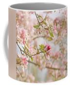 Cherry Blossom Delight Coffee Mug by Kim Hojnacki