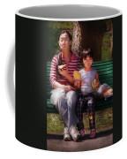 Children - Balanced Meal Coffee Mug by Mike Savad