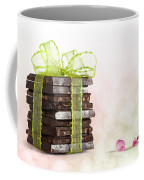 Chocolate Coffee Mug by Nailia Schwarz