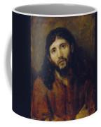 Christ Coffee Mug by Rembrandt Harmensz van Rijn