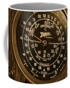 Classic Z Coffee Mug by Rick  Monyahan