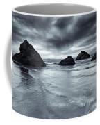 Clearing Storm Coffee Mug by Mike  Dawson