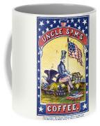 Coffee Label, C1863 Coffee Mug by Granger