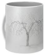 Cortland Apple Coffee Mug by Leah  Tomaino