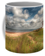 Covehead Lighthouse Coffee Mug by Elisabeth Van Eyken