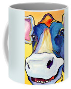 Dairy Queen I   Coffee Mug by Pat Saunders-White