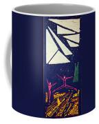 Dancing Under The Starry Skies Coffee Mug by J R Seymour