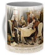 Declaration Committee 1776 Coffee Mug by Photo Researchers