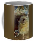 Degas: Arabesque, 1876-77 Coffee Mug by Granger