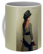 Denise Coffee Mug by Herbert Schmalz