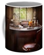 Doctor - Research  Coffee Mug by Mike Savad