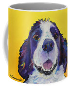 Dolly Coffee Mug by Pat Saunders-White