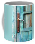 Door Handle Coffee Mug by Carlos Caetano
