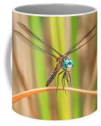 Dragonfly Coffee Mug by Everet Regal
