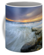 Driven Before The Storm Coffee Mug by Mike  Dawson