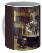 Eakins: Between Rounds Coffee Mug by Granger