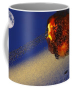 Earth 2012 Coffee Mug by Corey Ford