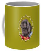 Easter Bunny Coffee Mug by Anastasiya Malakhova
