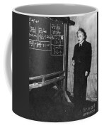 Einstein At Princeton University Coffee Mug by Science Source