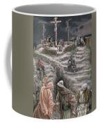 Eloi Eloi Lama Sabacthani Coffee Mug by Tissot