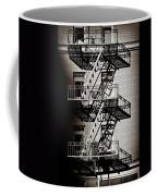 Escape Coffee Mug by Dave Bowman