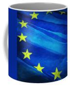European Flag Coffee Mug by Setsiri Silapasuwanchai